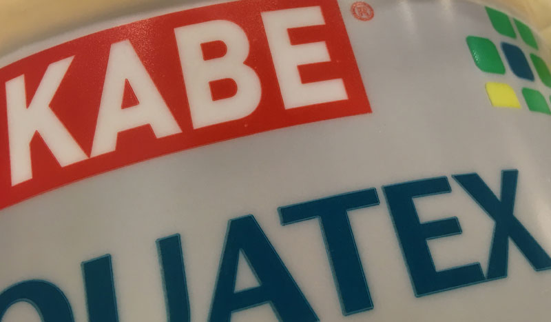 штукатурные материалы компании Kabe