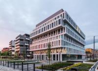 Офисный центр Dubois 41 и апартаменты Kurkowa 14 (Biurowiec Dubois 41 oraz Apartamentowiec Kurkowa 14)