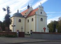 Костел в Злотуве (Kościół Parafialny w Złotowie)